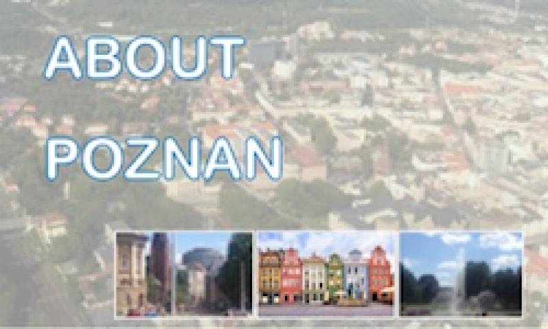 menu about Poznan