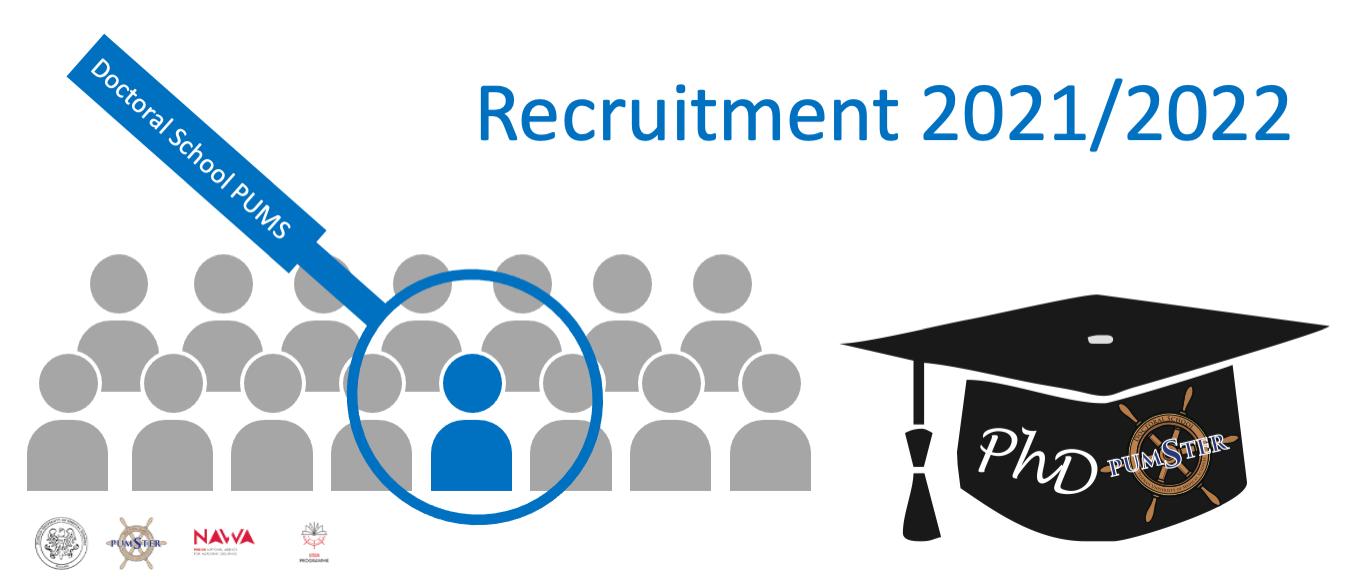Recruitment 2021/2022