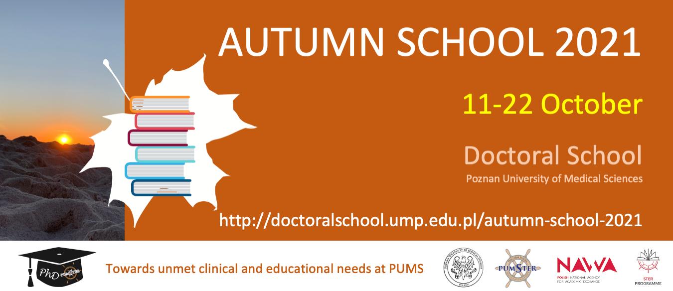 Autumn School 2021